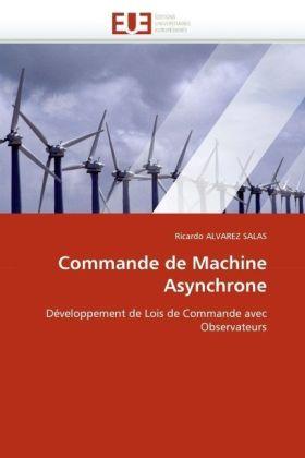 Commande de Machine Asynchrone - Développement de Lois de Commande avec Observateurs - Alvarez Salas, Ricardo