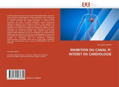 INHIBITION DU CANAL IF: INTERET EN CARDIOLOGIE - ZAPATA, Christophe