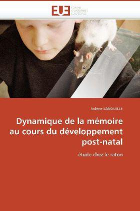 Dynamique de la mémoire au cours du développement post-natal - étude chez le raton - Languille, Solène