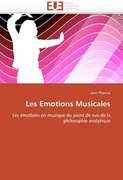 Piwnica, Jean: Les Emotions Musicales