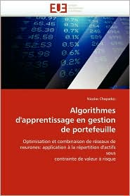 Algorithmes D'Apprentissage En Gestion de Portefeuille - Nicolas Chapados