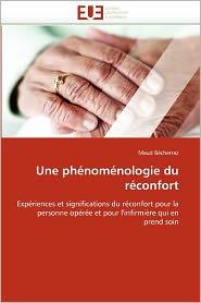 Une Ph Nom Nologie Du R Confort - Maud B Cherraz