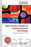 Rajiv Gandhi College of Engineering and Technology