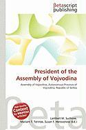 President of the Assembly of Vojvodina