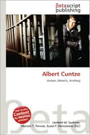 Albert Cuntze