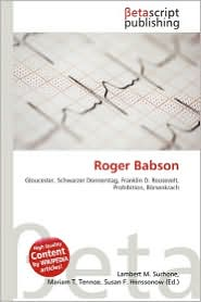 Roger Babson