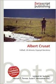 Albert Crusat