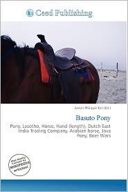 Basuto Pony - Aaron Philippe Toll (Editor)