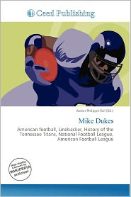 Mike Dukes - Aaron Philippe Toll (Editor)
