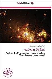 Audouin Dollfus - Barnabas Crist Bal (Editor)
