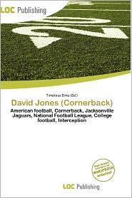David Jones (Cornerback) - Timoteus Elmo (Editor)