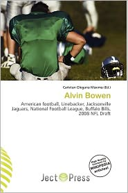 Alvin Bowen - Carleton Olegario M Ximo (Editor)