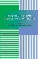 Readings in Indian Agriculture and Industry - Herausgeber: Kapila, Uma Krishna, K. L.