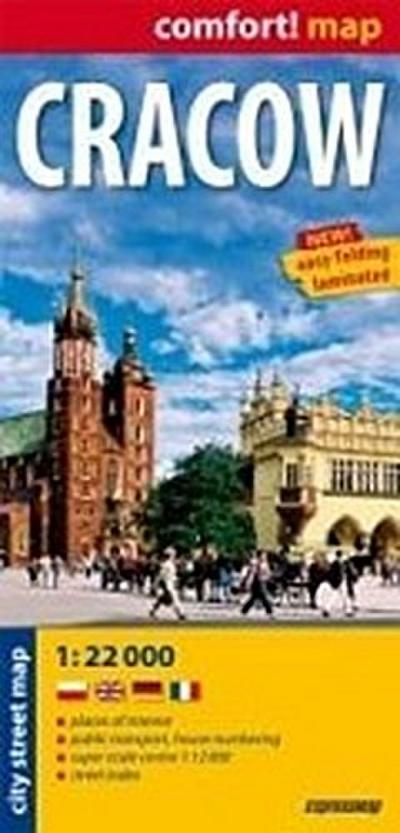 Cracow 1 : 22 000