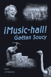 Music-hall! - Soucy, Gaetan