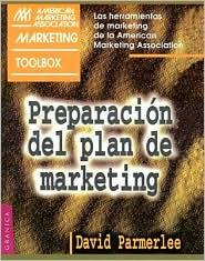 Preparacion Del Plan de Marketing - David Parmerlee