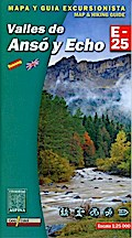Anso Y Echo Valles Map and Hiking Guide