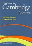 Diccionario Cambridge Pocket: English-Spanish/Espanol-Ingles