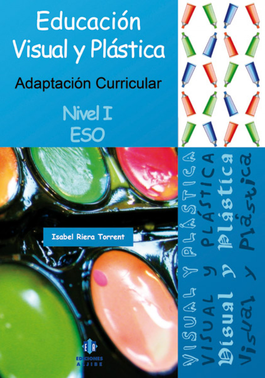 (10).ed.plastica visual 1º.eso (adaptacion curricular) - Riera Torrent, Isabel
