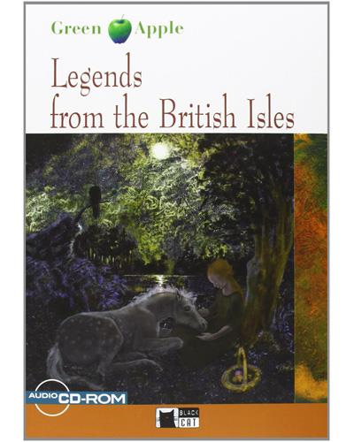 Legends From The British Isles (Libro + CD)