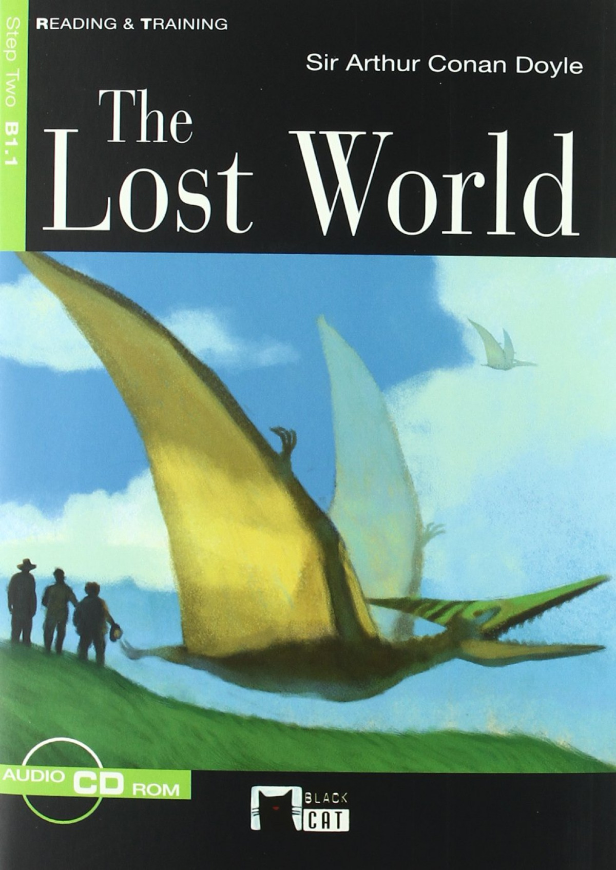The Lost World. Book + CD - Cideb Editrice S.R.L.
