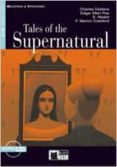 Tales Of Supernatural+cd (b1.2) (black Cat. Reading And Training) - Vicens-vives