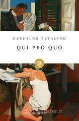 Qui pro quo - Bufalino Gesualdo