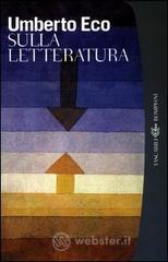 Sulla letteratura - Eco Umberto