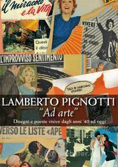 AD Arte. Disegni e poesie visive dagli anni '40 ad oggi