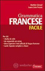 Grammatica francese facile - Giraud Martine