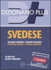 Dizionario svedese. Italiano-svedese, svedese-italiano