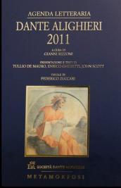 Agenda letteraria Dante Alighieri 2011