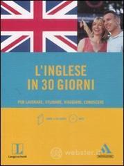 L' inglese in 30 giorni. Per lavorare, studiare, viaggiare, conoscere. Con CD Audio formato MP3 - Brough Sonia
