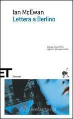 Lettera a Berlino - McEwan Ian