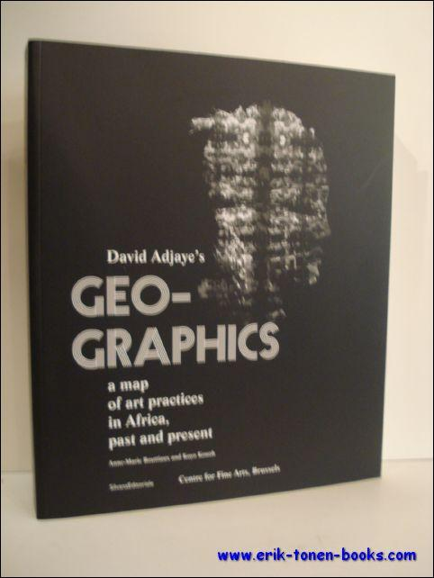 VISIONARY AFRICA, GEO-GRAPHICS. A MAP OF ART PRACTICES IN AFRICA, - N/A;