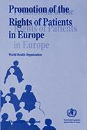 Promotion of the Rights of Patients in Europe