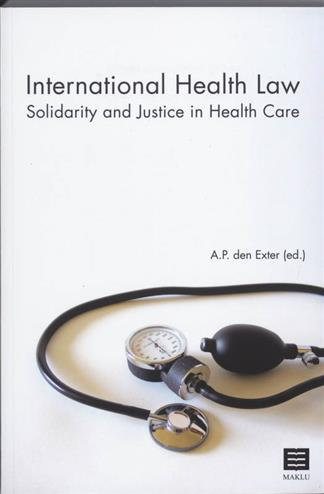 International health law