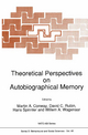 Theoretical Perspectives on Autobiographical Memory - Martin A. Conway; David C. Rubin; Hans Spinnler; Willem A. Wagenaar