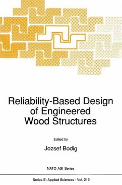 Reliability-Based Design of Engineered Wood Structures - Herausgegeben von Bodig, J.