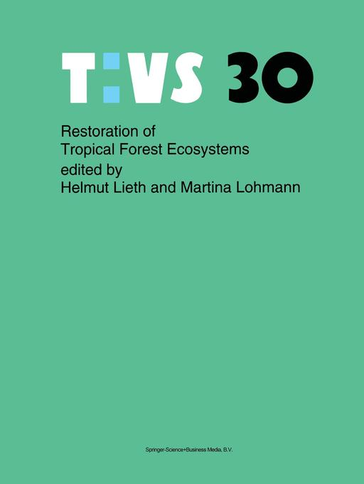 Restoration of Tropical Forest Ecosystems als Buch von - Springer