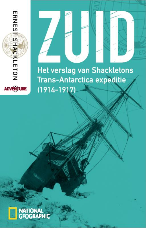 Zuid - Ernest Shackleton