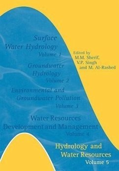 Hydrology and Water Resources: Volume 5- Additional Volume International Conference on Water Resources Management in Arid Regions, 23-27 March 2002 - Singh, V. P. Sherif M. M. Sherif, M. M.