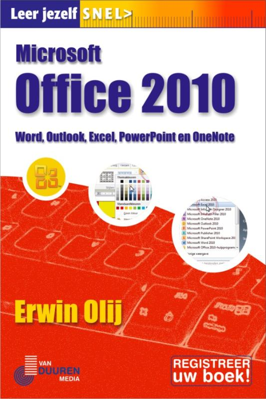 Office 2010 - Erwin Olij