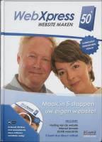 WebXpress 50+ + DVD / druk ND: website maken