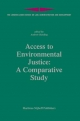 Access to Environmental Justice: A Comparative Study - Andrew Harding