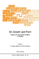 On Growth and Form - Stanley Gene; Nicole Ostrowsky