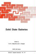 Solid State Batteries