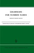 Brandt Corstius, H.: Grammars for Number Names