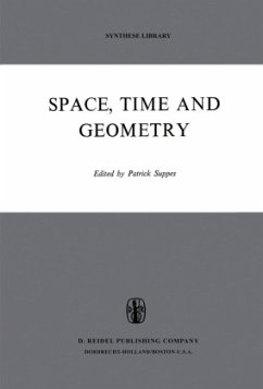 Space, Time, and Geometry - Suppes, P. (Hrsg.)