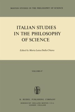 Italian Studies in the Philosophy of Science - Dalla Chiara, M.L. (Hrsg.)